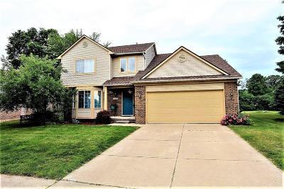 Saline Single Family Home For Sale: 1357 North Hidden Creek Drive