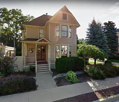 Ypsilanti Single Family Home For Sale: 103 South Huron Street