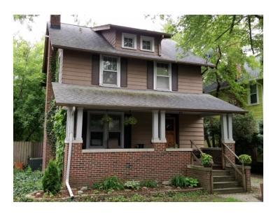 Ann Arbor MI Single Family Home For Sale: $420,000