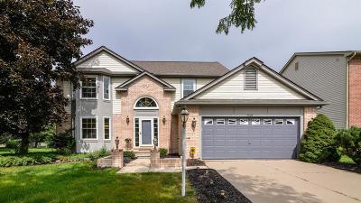 Ypsilanti Single Family Home For Sale: 4025 Rolling Meadow Lane