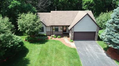Whitmore Lake Single Family Home Active-Contingent: 11170 Shadow Woods Lane