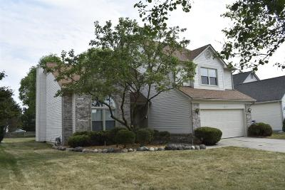 Ypsilanti Single Family Home For Sale: 4073 Lark Lane