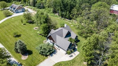 Dexter Single Family Home For Sale: 8097 Mast Road