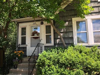 Ann Arbor Single Family Home For Sale: 249 South Wagner Road
