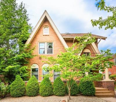 Ann Arbor Single Family Home For Sale: 214 South Revena Boulevard
