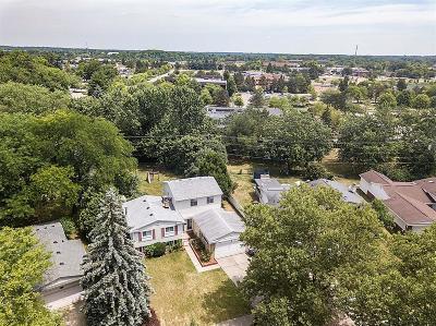 Ann Arbor Single Family Home For Sale: 2226 Yorktown Drive