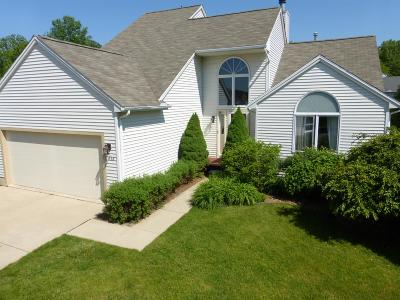 Saline Single Family Home For Sale: 418 West Woodland Drive