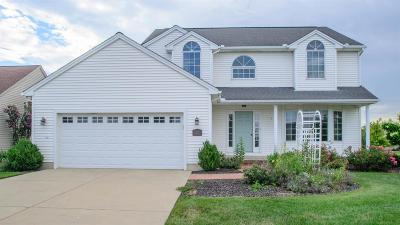 Saline Single Family Home For Sale: 6517 Campbell