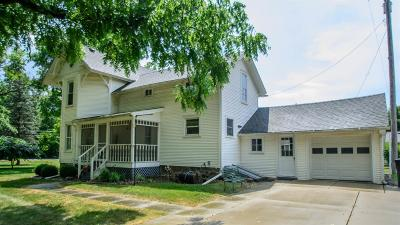 Saline Single Family Home For Sale: 3520 Saline Waterworks Road