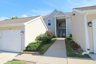 Ann Arbor Condo/Townhouse For Sale: 1695 Weatherstone Drive