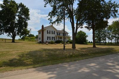 Saline Single Family Home For Sale: 9355 Willow
