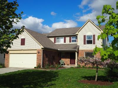 Ypsilanti Single Family Home For Sale: 3554 Fieldcrest Lane
