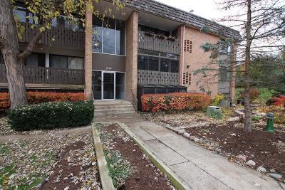 Ann Arbor Condo/Townhouse For Sale: 2132 Pauline Boulevard #107