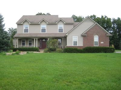 Dexter Single Family Home For Sale: 3060 Sandhill Drive #7