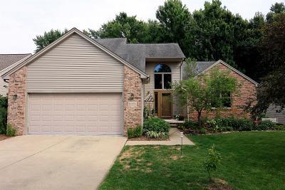 Saline Single Family Home For Sale: 2376 Wildwood Trail
