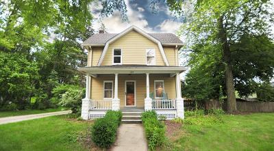 Saline Single Family Home For Sale: 225 Monroe Street
