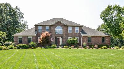 Saline Single Family Home For Sale: 9356 Apple Crest Drive