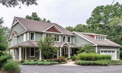 Ann Arbor MI Single Family Home For Sale: $800,000