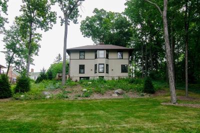 Ann Arbor MI Single Family Home For Sale: $875,000
