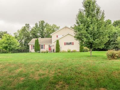 Dexter Single Family Home For Sale: 9586 Alice Hill Road