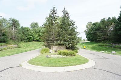 Dexter Residential Lots & Land For Sale: 3838 Preserve Dr