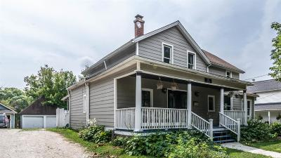 Chelsea Single Family Home For Sale: 121 West Summit Street