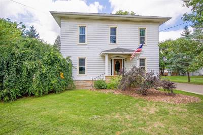Single Family Home For Sale: 326 Ann Arbor St.