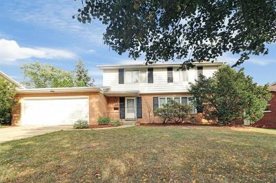 Ann Arbor Single Family Home For Sale: 1825 Waltham Drive