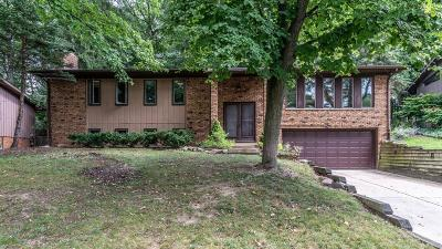 Ann Arbor Single Family Home For Sale: 1290 Barrister Road