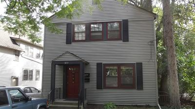 Ann Arbor Multi Family Home For Sale: 829 Miller Avenue