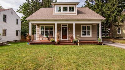 Ann Arbor MI Single Family Home For Sale: $439,900