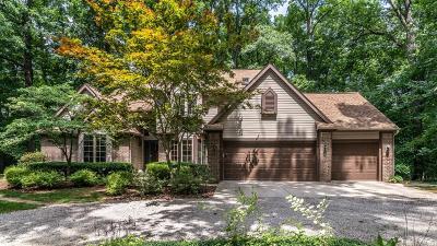 Ann Arbor Single Family Home For Sale: 711 Wildwood Lane