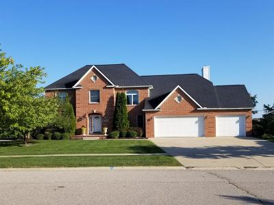 Ann Arbor MI Single Family Home For Sale: $507,900