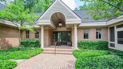 Ann Arbor Single Family Home For Sale: 3080 Hunting Valley Drive