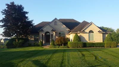 Single Family Home For Sale: 4180 Lake Forest Court