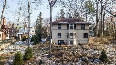 Ann Arbor Single Family Home For Sale: 1942 Cambridge Road