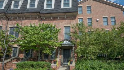 Ann Arbor Condo/Townhouse For Sale: 433 South Ashley Street