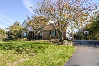 Ann Arbor Single Family Home For Sale: 1168 Coventry Square Drive