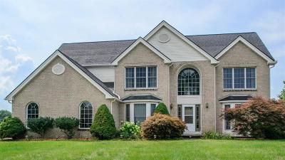 Ann Arbor MI Single Family Home For Sale: $465,000