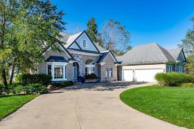 Dexter Single Family Home For Sale: 3801 Crystal Court