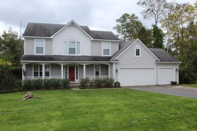 Pinckney Single Family Home For Sale: 11342 Saddlebrook Circle