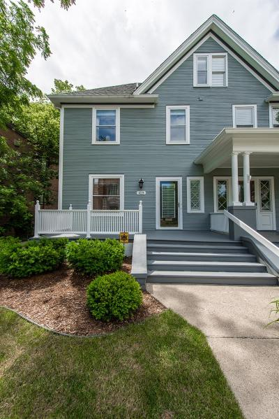 Single Family Home For Sale: 423 West Liberty Road