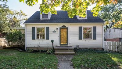 Single Family Home For Sale: 2209 Dexter Avenue