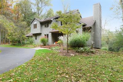 Ann Arbor Single Family Home For Sale: 3354 Timberwood Lane