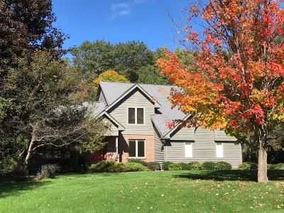 Dexter Single Family Home For Sale: 2812 Bent Tree Drive