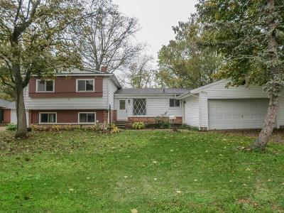 Single Family Home For Sale: 2207 Yorktown Drive