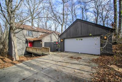 Ann Arbor Single Family Home For Sale: 3995 Waldenwood Drive