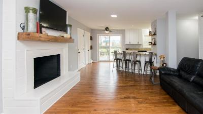Dexter Single Family Home For Sale: 9180 Island Lake Road