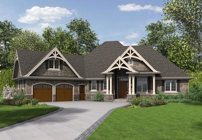 Saline Single Family Home For Sale: 3442 Oak Park Drive