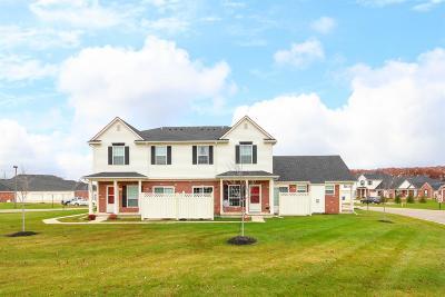 Saline Condo/Townhouse For Sale: 1302 Riversedge Drive